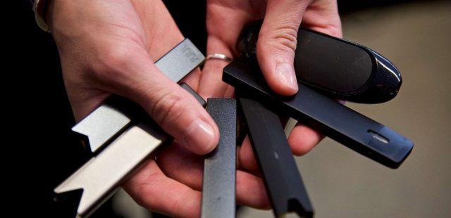 Device avanzato e giusta nicotina per smettere di fumare con l'e-cig
